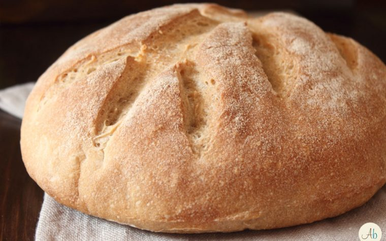 Pane con farina Pan di Sempre