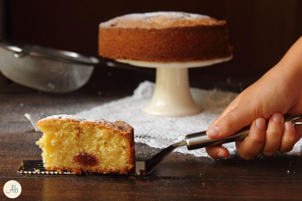 Torta Morbida di Marmellata