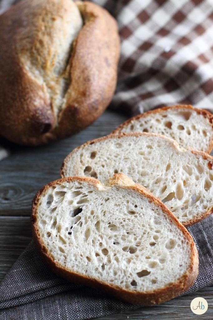 Pane con Farina Multicereali