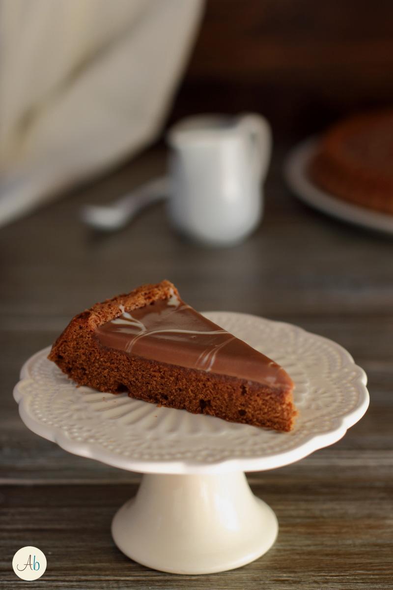 Torta Lindt ai 3 cioccolati