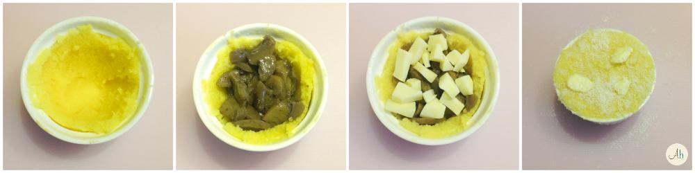 Tortini di polenta