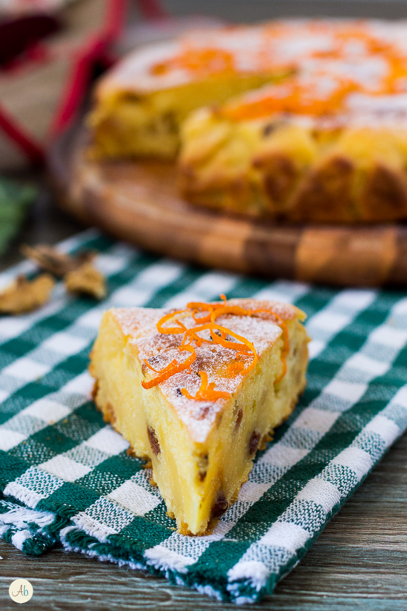 Torta della befana o pinza veneziana