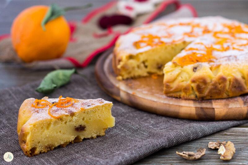 Pinza veneziana o torta della Befana