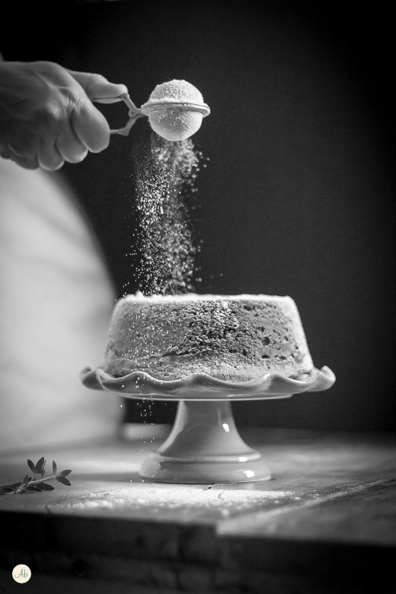 Cake sette vasetti con yogurt di kefir