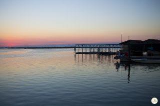 Alba e tramonto nel mio luogo del cuore