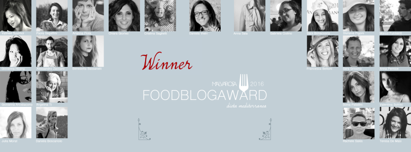 Aryblue al FoodBlogAward 2016 blogtour