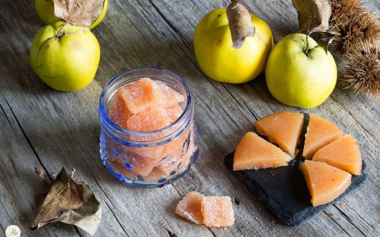 Cotognata tradizionale e confettura di mele cotogne
