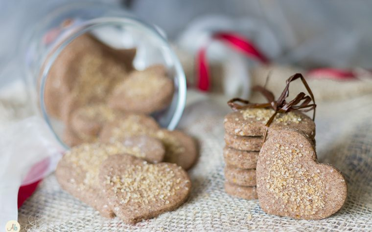 Biscotti veg al grano saraceno
