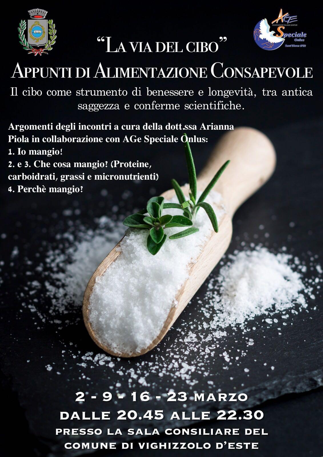 Appunti di Alimentazione Consapevole