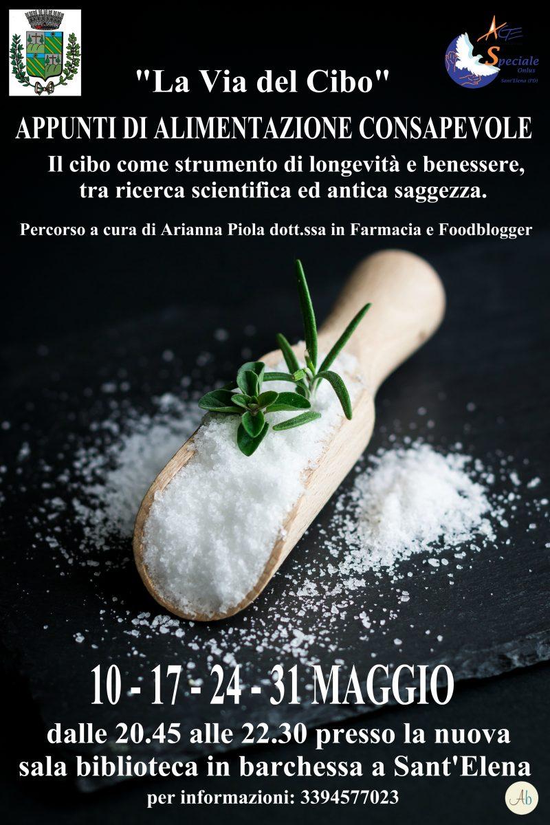 Appunti di Alimentazione Consapevole a Sant'Elena