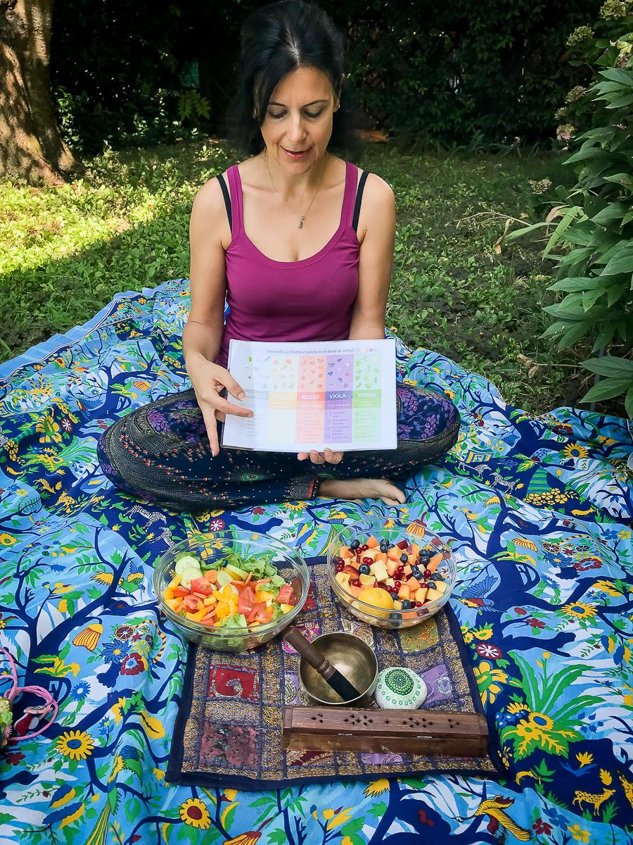 """Articolo in evidenza: """"Yoga Educativo ed Appunti di Alimentazione Consapevole"""""""