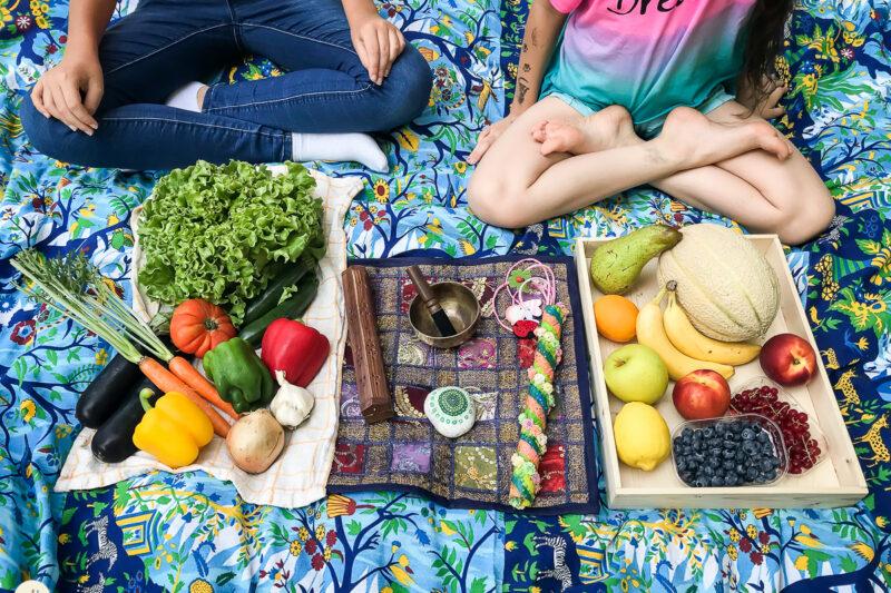 Yoga Educativo ed Appunti di Alimentazione Consapevole