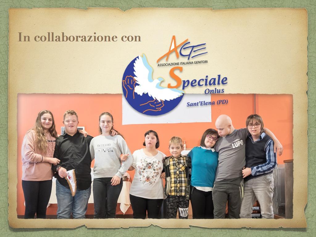 In collaborazione con AGe Speciale Onlus