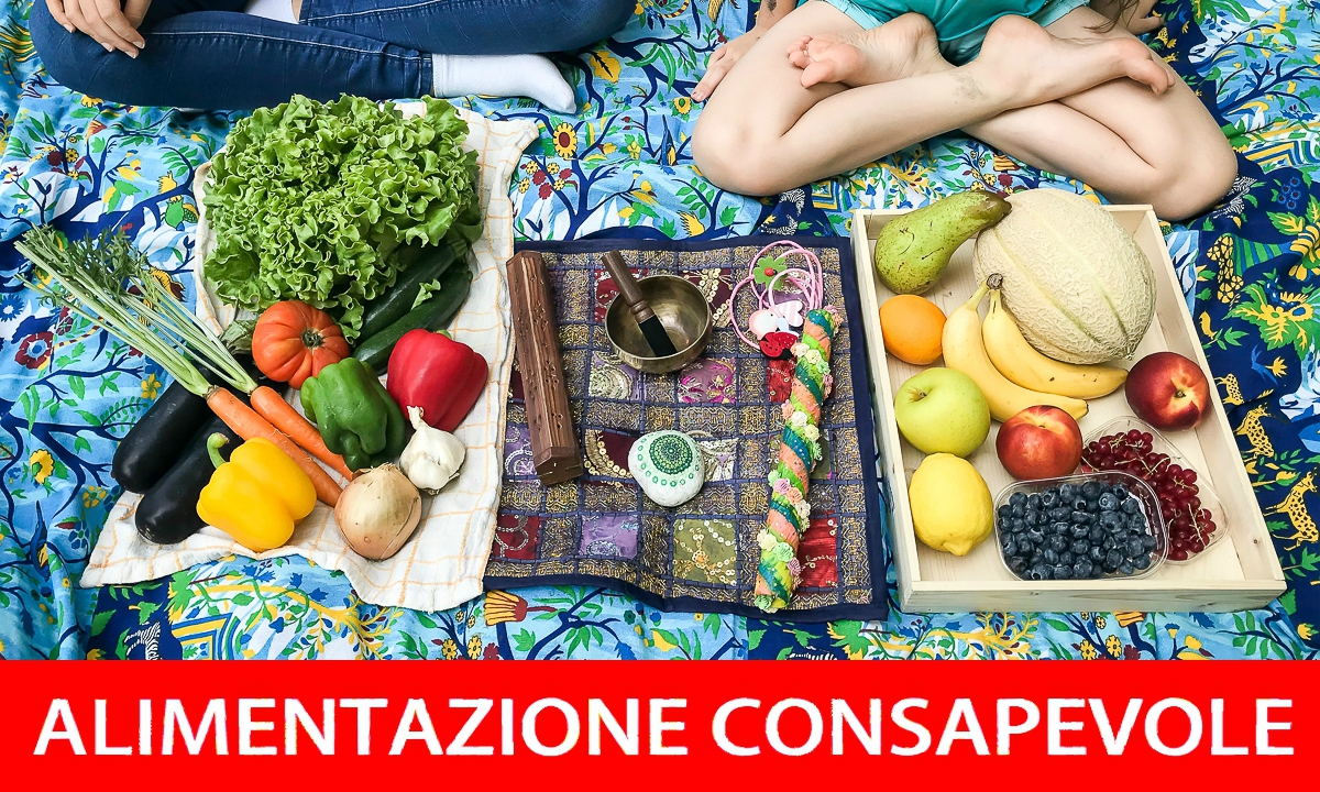 I sette livelli della consapevolezza alimentare