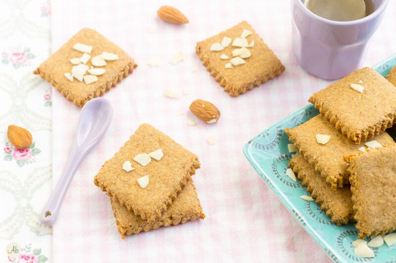 Biscotti di segale con malto
