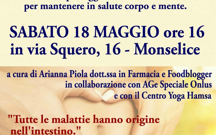 La Via dell'Intestino a Monselice