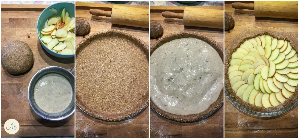 CrostaThina: la crostata di mele