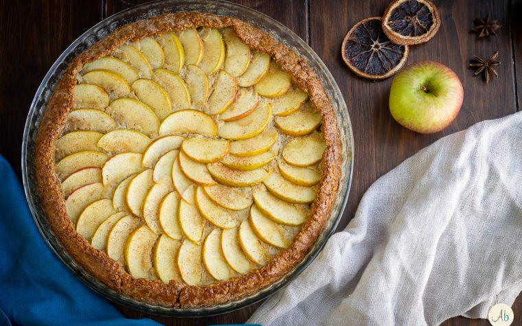 CrostaThina: la crostata di mele della famiglia Berrino