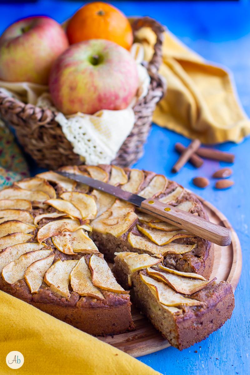 Torta di mele consapevole