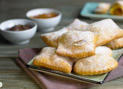 Galani ripieni – crostoli, chiacchiere, ravioli dolci, rafioli…