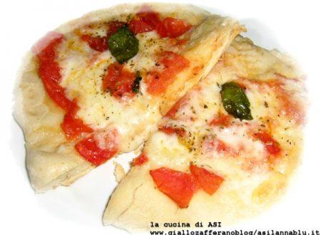 PIZZA DI NOEMI  ricetta base