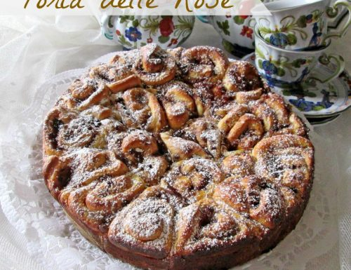 LA TORTA DELLE ROSE