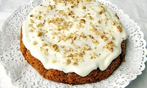 CARROT CAKE Ricetta americana dolce
