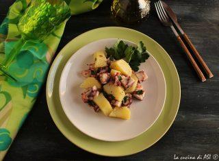 Polpo in insalata