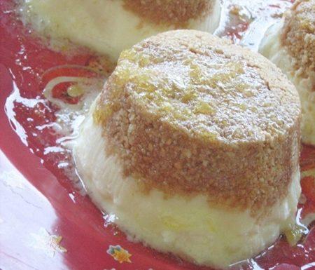 MINI CHEESECAKE AL LIMONE ricetta dolce