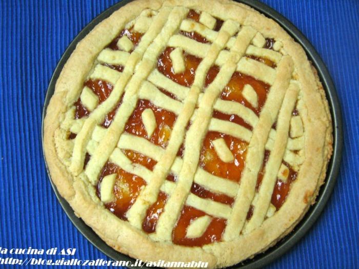crostata-frolla La cucina di ASI