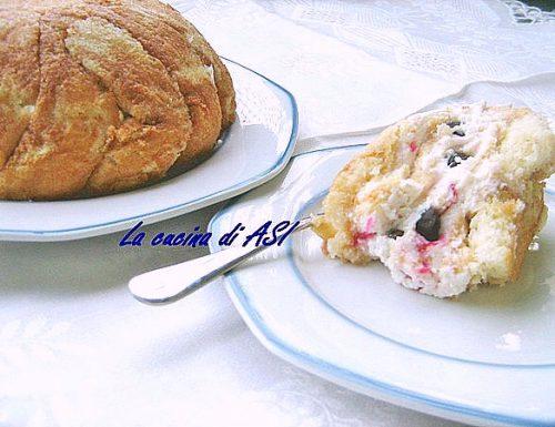 CASSATA SICILIANA A MODO MIO…ricetta dolce