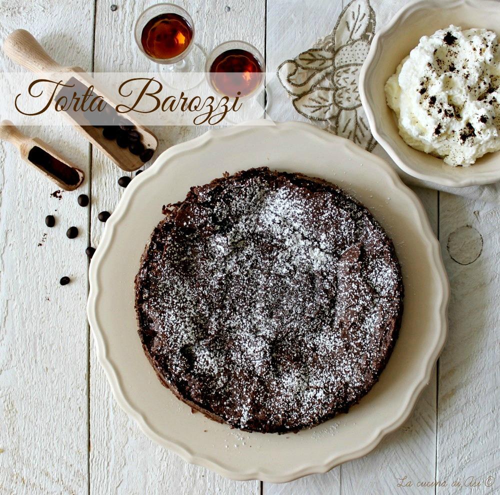 torta barozzi