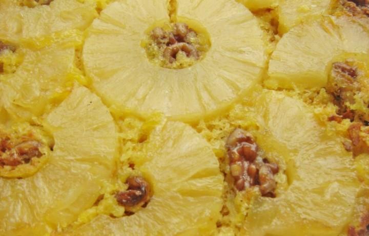 TORTA ANANAS ricetta dolce