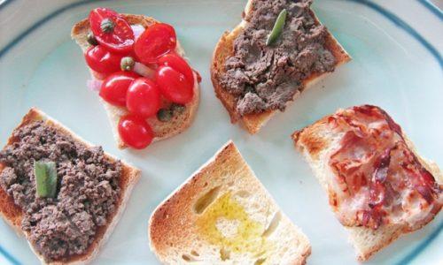 ANTIPASTI MISTI ricetta aperitivo
