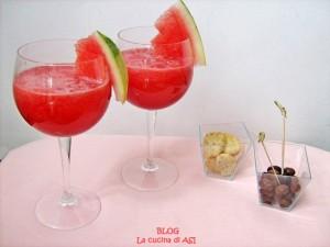 aperitivo-cocomero LA CUCINA DI ASI Blog