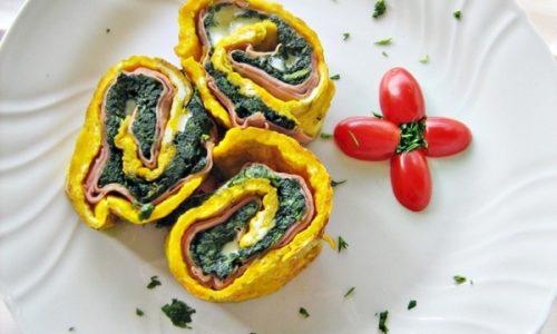 FRITTATA FARCITA Ricetta salata veloce