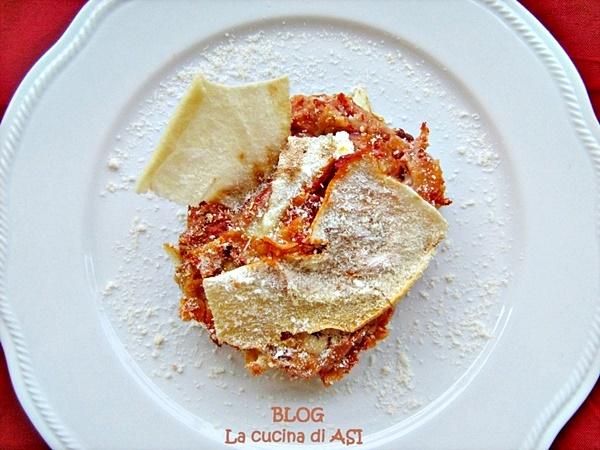 lasagne-carasau la cucina di ASI BLOG