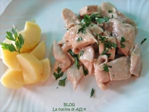 bocconcini di pollo ricetta la cucina di ASI