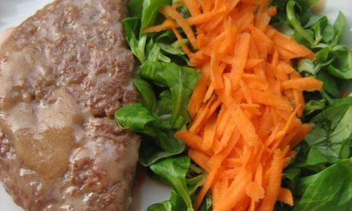HAMBURGHER FARCITO ricetta veloce