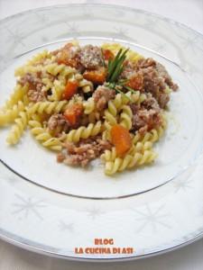 zucca e salsiccia 1
