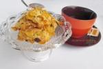 biscotti ricchi cornflakes uvetta gocce cioccolato La cucina di ASI ©