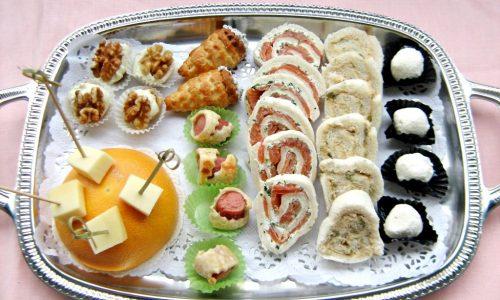ANTIPASTI MISTI Ricette antipasti/aperitivi