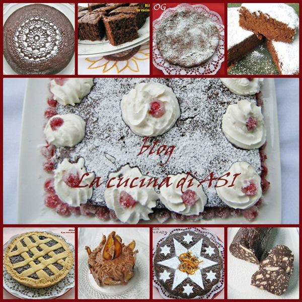 Raccolta torte cioccolato la cucina di asi - La cucina di sara torte ...