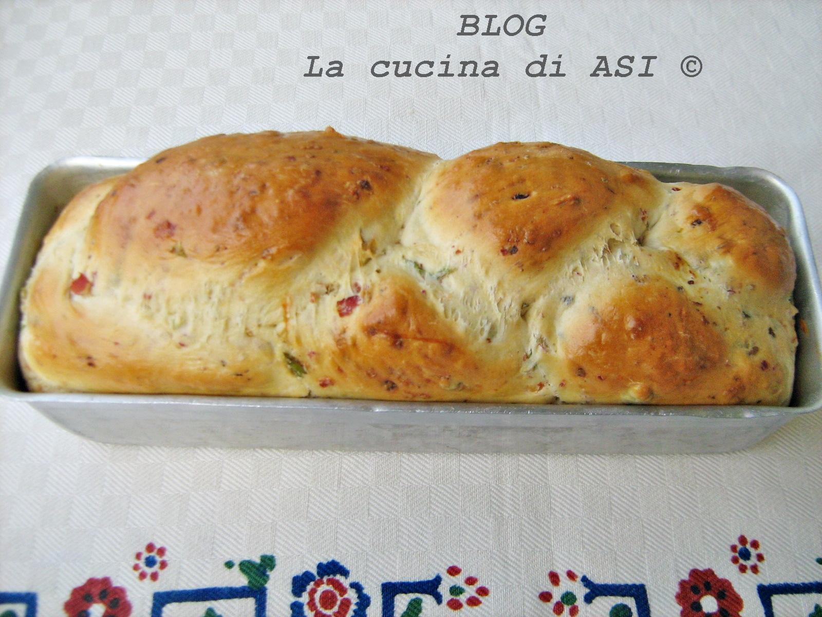 pan brioche la cucina di ASI