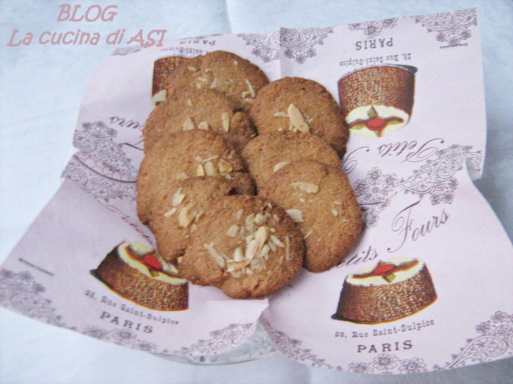 biscotti light la cucina di ASI
