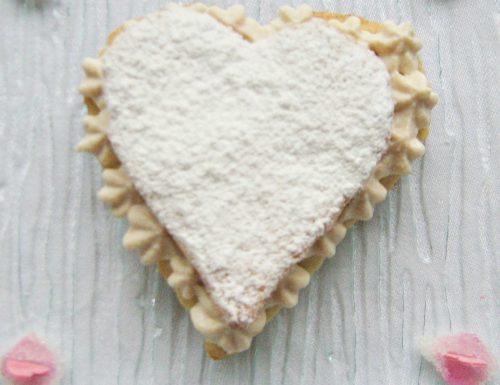 CUORI INNAMORATI  Ricetta dolce per San Valentino