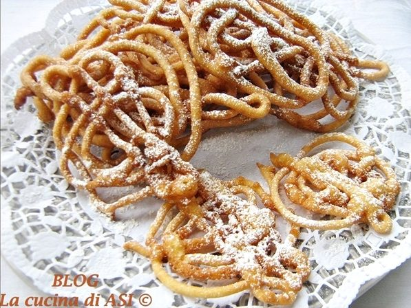 FARTAIES Ricetta dolce per Carnevale