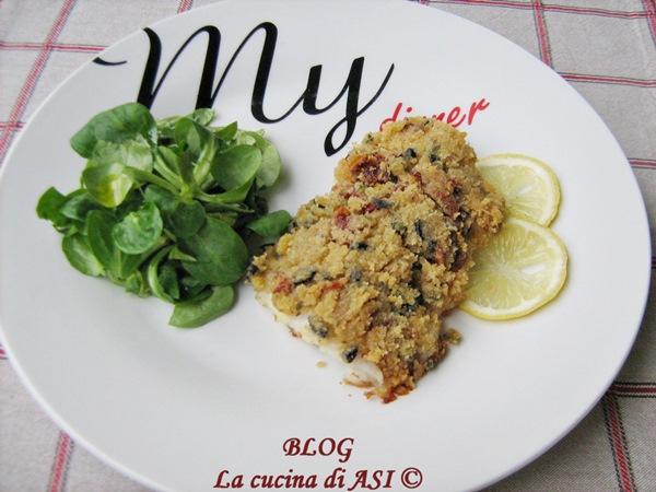 Filetti di merluzzo in crosta appetitosa ricetta per un secondo di pesce - Cucina fanpage secondi piatti ...