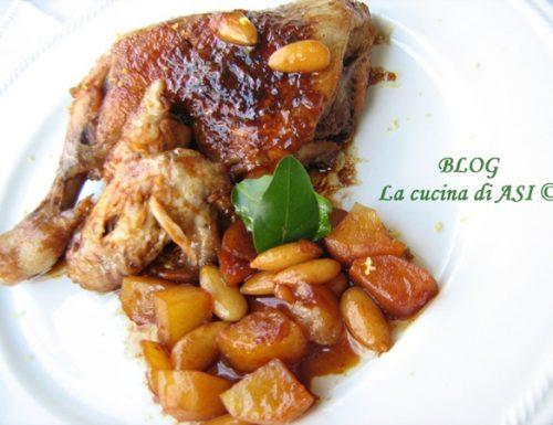 Pollo all'orientale-Ricetta sfiziosa