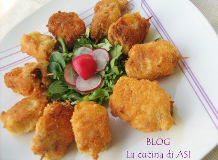 Stecchi alla bolognese- Ricetta salata antipasto